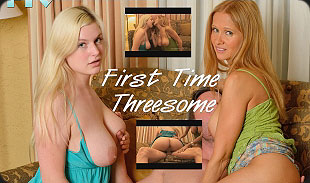 First time threesome.